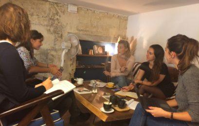 Les étudiants du Master Stratégie et politique organisent la retransmission live de Tedx Bordeaux