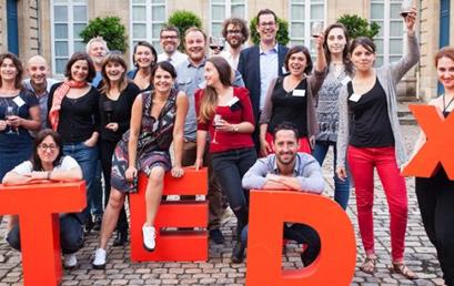 TEDx Bordeaux, débattre sur la fabrique de nos réalités