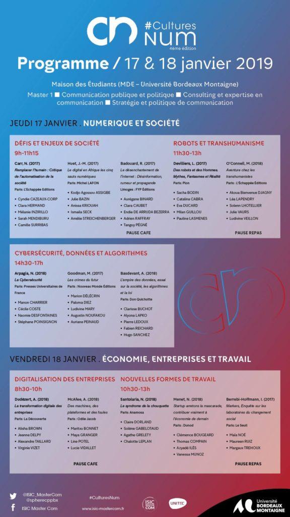 Programme-Cultures-Num-2019