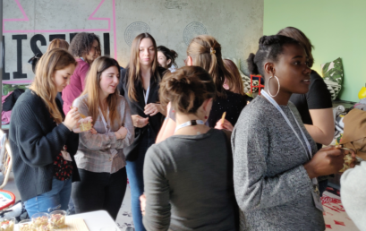 Meet-Up Lady 2.0 : à la rencontre des femmes de l'informatique
