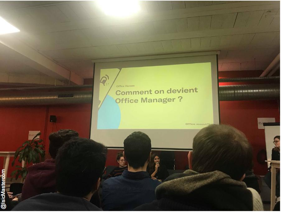 Être office manager en 2019 : qu'est-ce que c'est ?