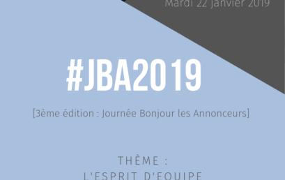 JBA 2019 ou l'histoire d'un succès collectif