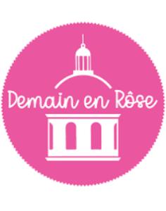 logo Rose de demain en rôse