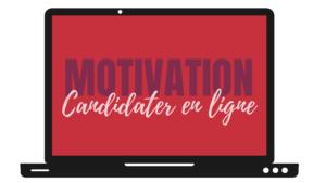 Illustration : Motivation Candidater en ligne